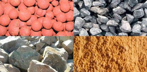 Разновидности сыпучих строительных материалов природного происхождения